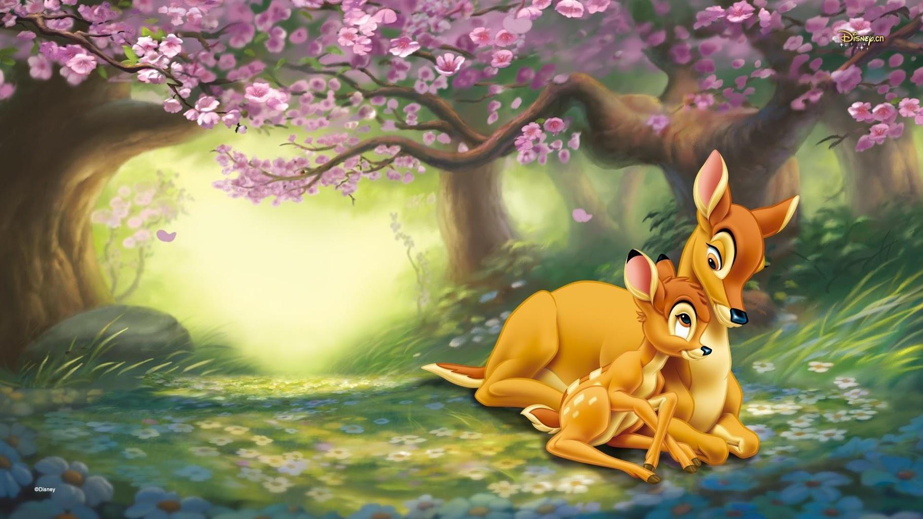 Bambi Wallpaper 16817 1820x1024 Px  HDWallSourcecom