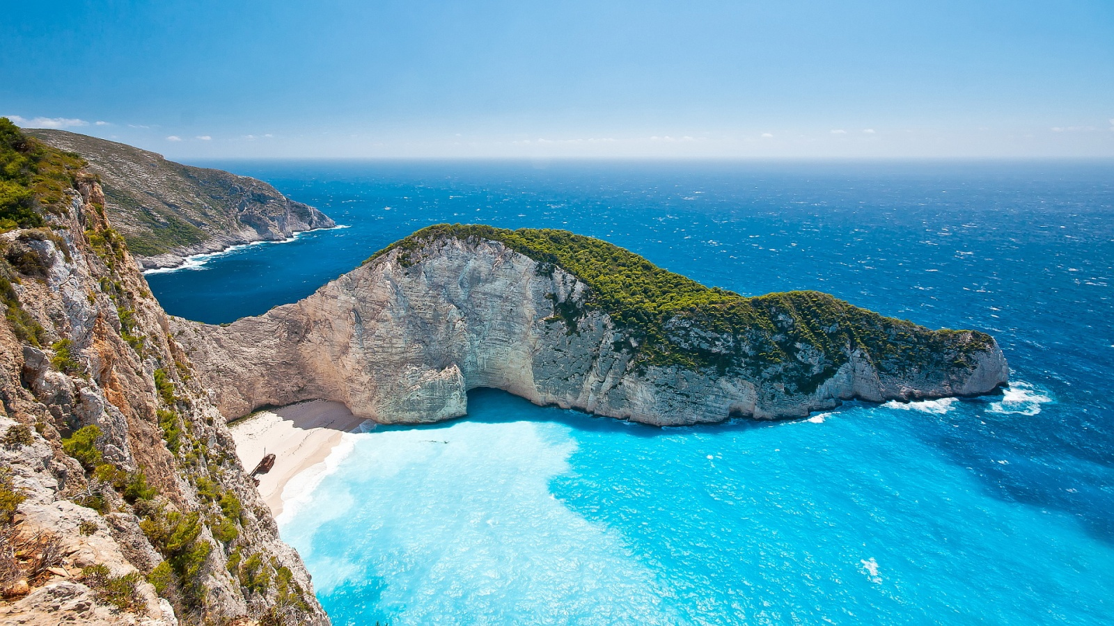 beautiful greece wallpaper 24822