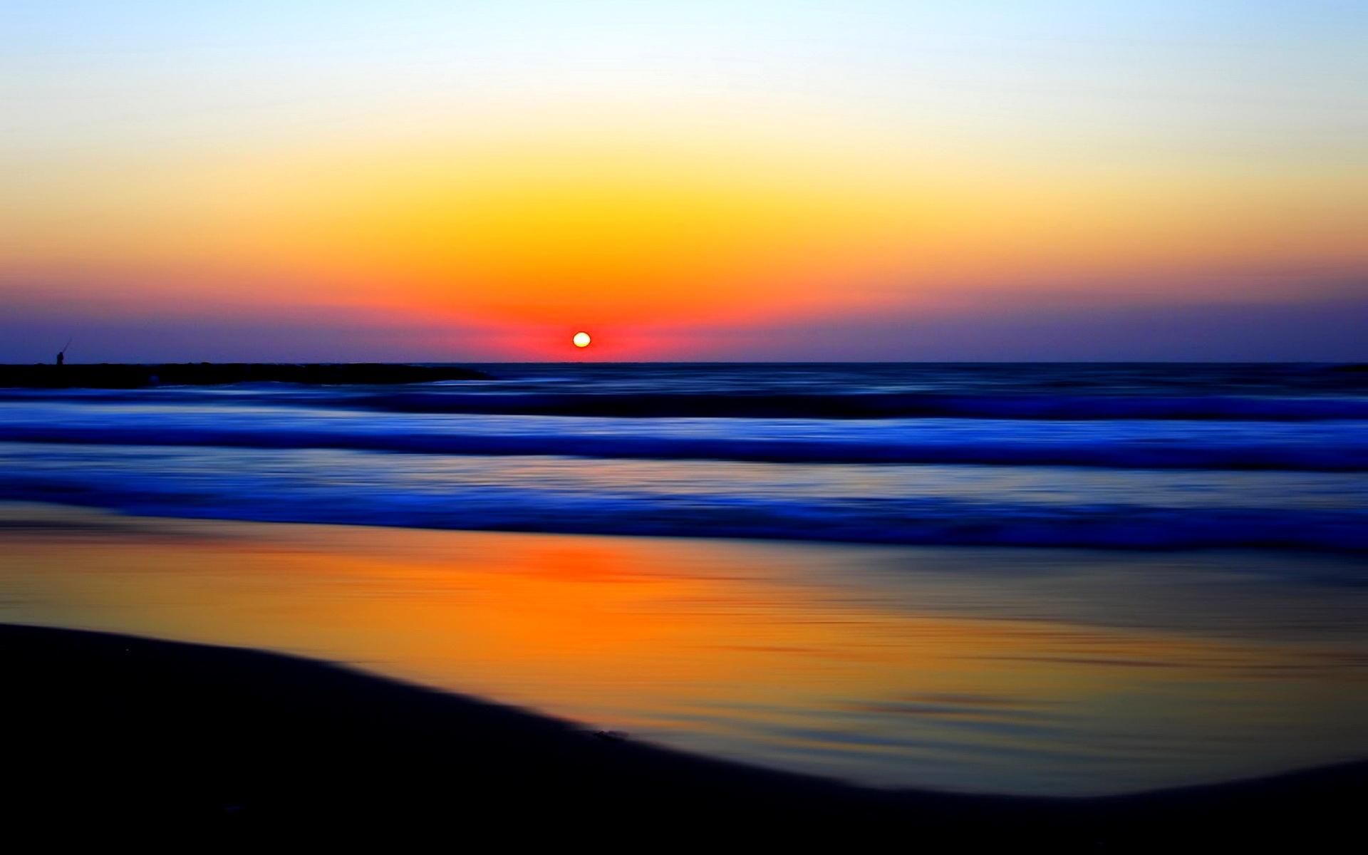 beautiful sunset 15293