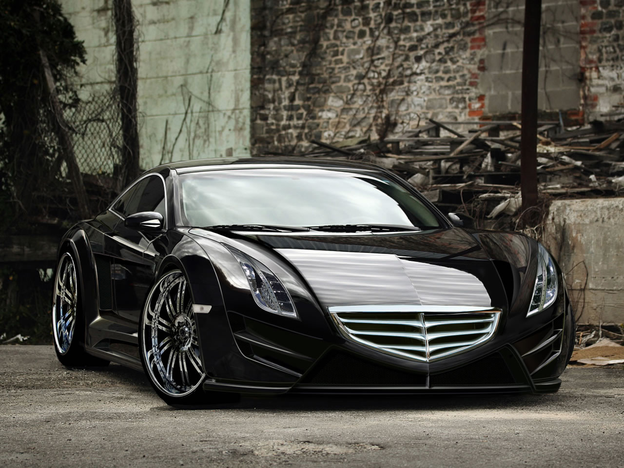 Black Car 32684 1280x960px