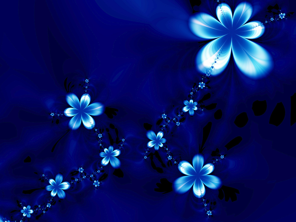 Blue flowers 14091 1024x768 px hdwallsource blue flowers 14091 izmirmasajfo Image collections