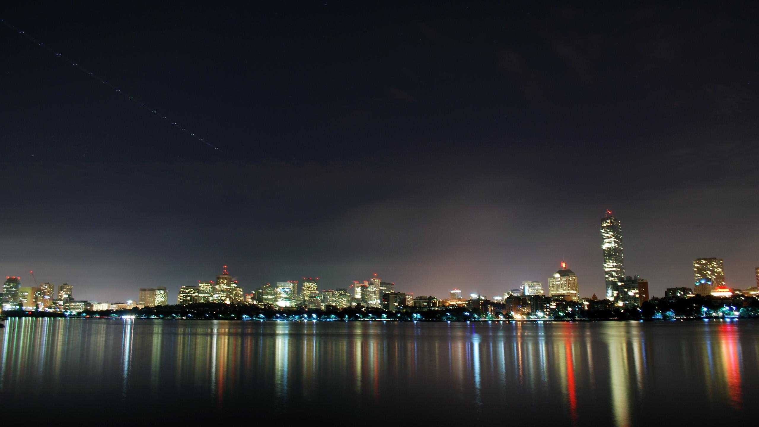 boston wallpaper 8586 2560x1440 px