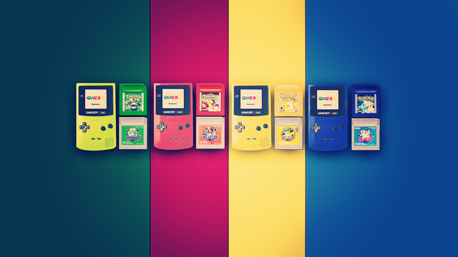 Cool Pokemon Gameboy Wallpaper 41885 1920x1080 px ...