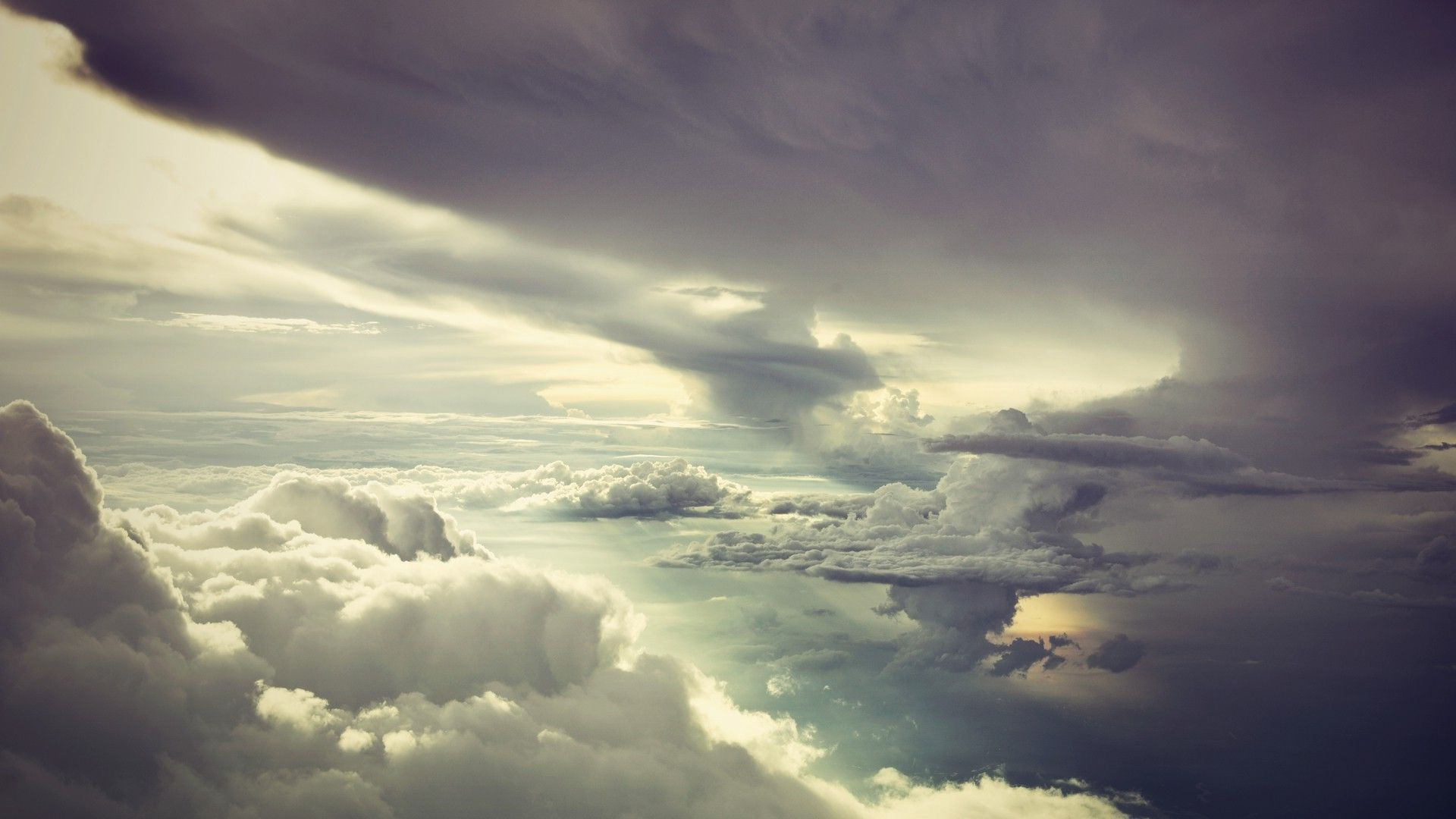 cool storm clouds 29539
