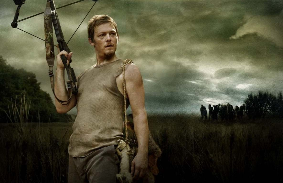 Daryl The Walking Dead 13419 1185x764px