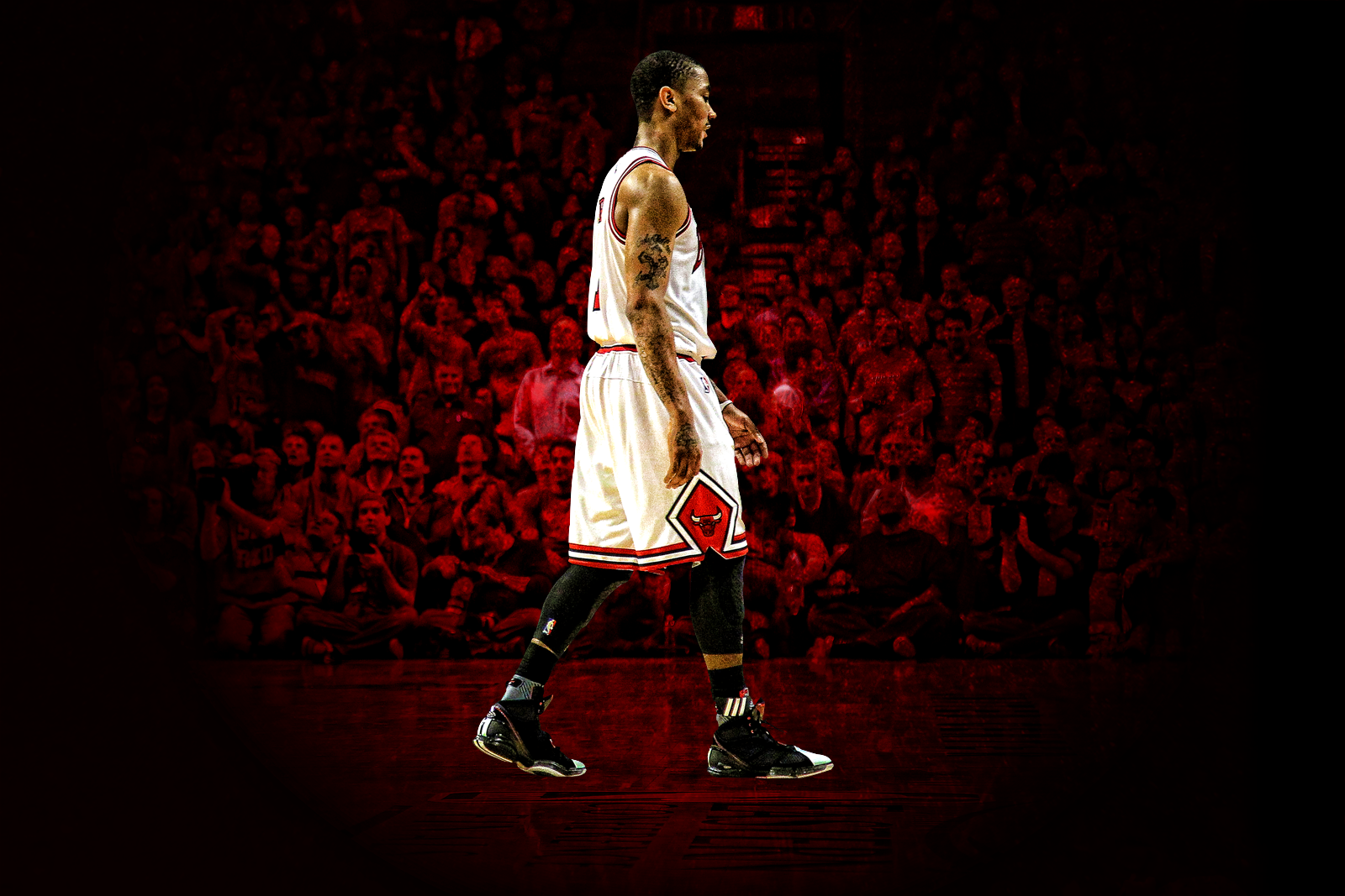 derrick rose wallpaper iphone - photo #34