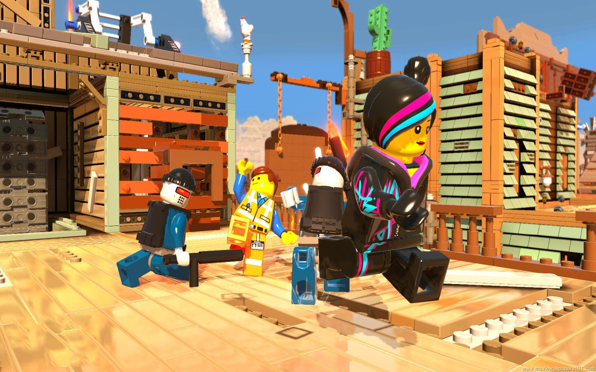 free lego movie wallpaper 33378