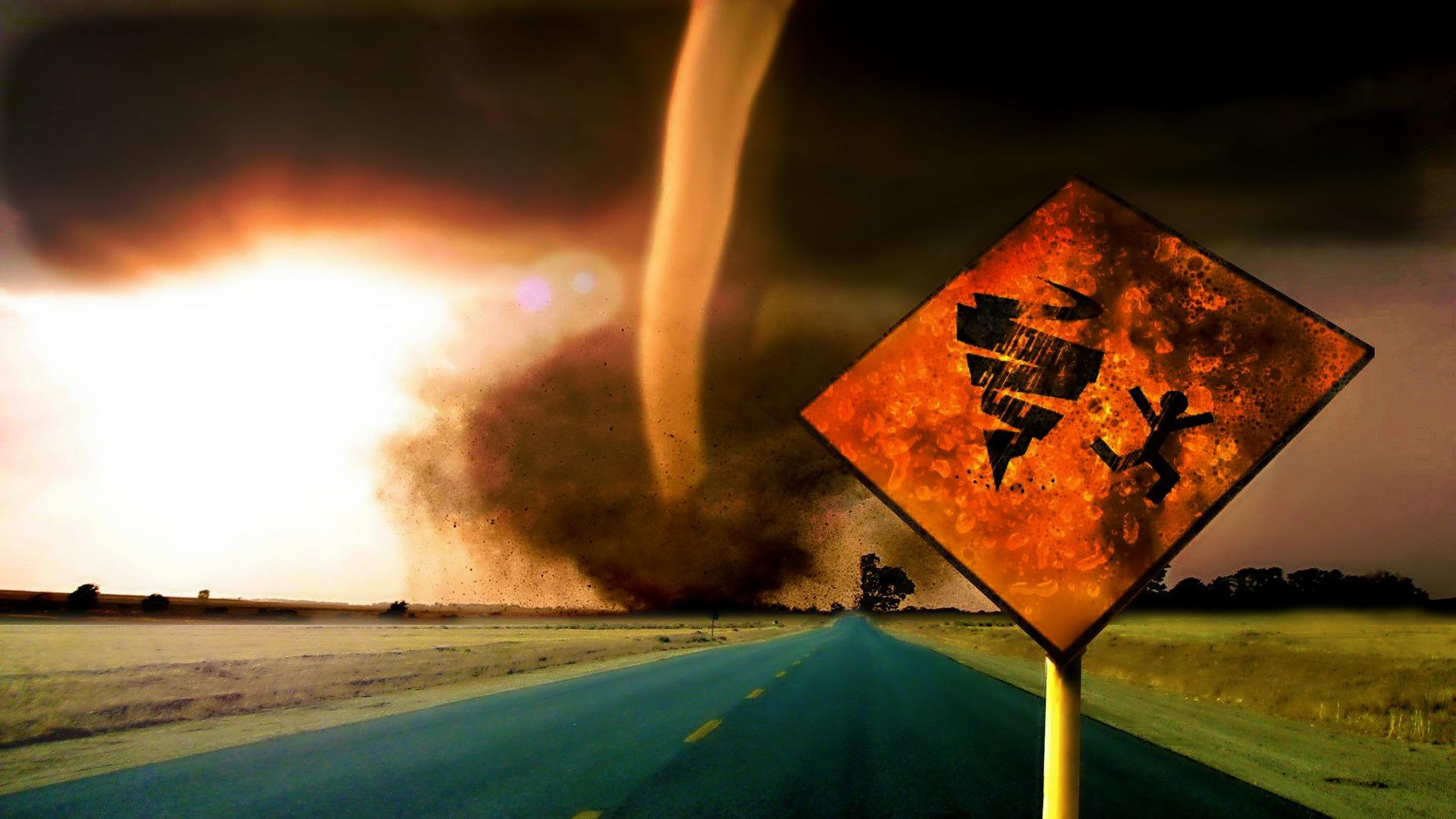 free tornado wallpaper 20842
