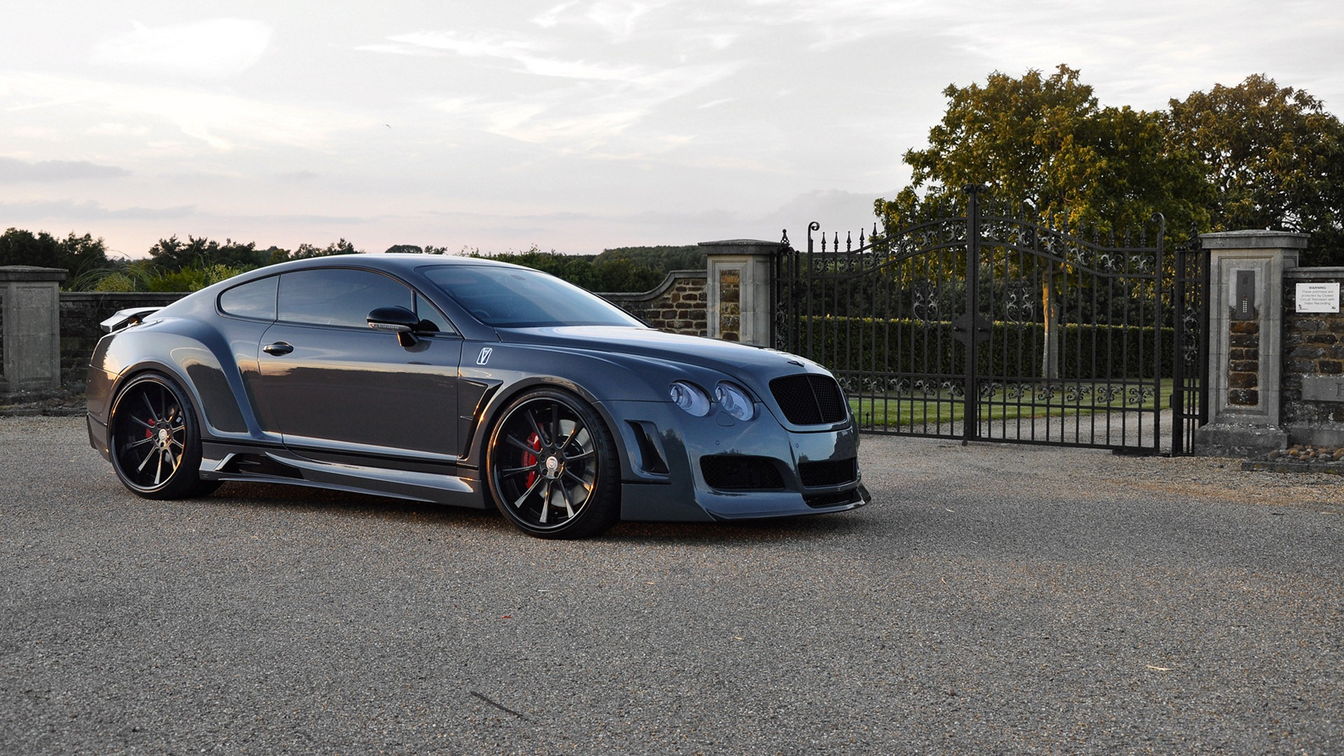 Gorgeous Bentley Continental Wallpaper 44042 1920x1080 Px