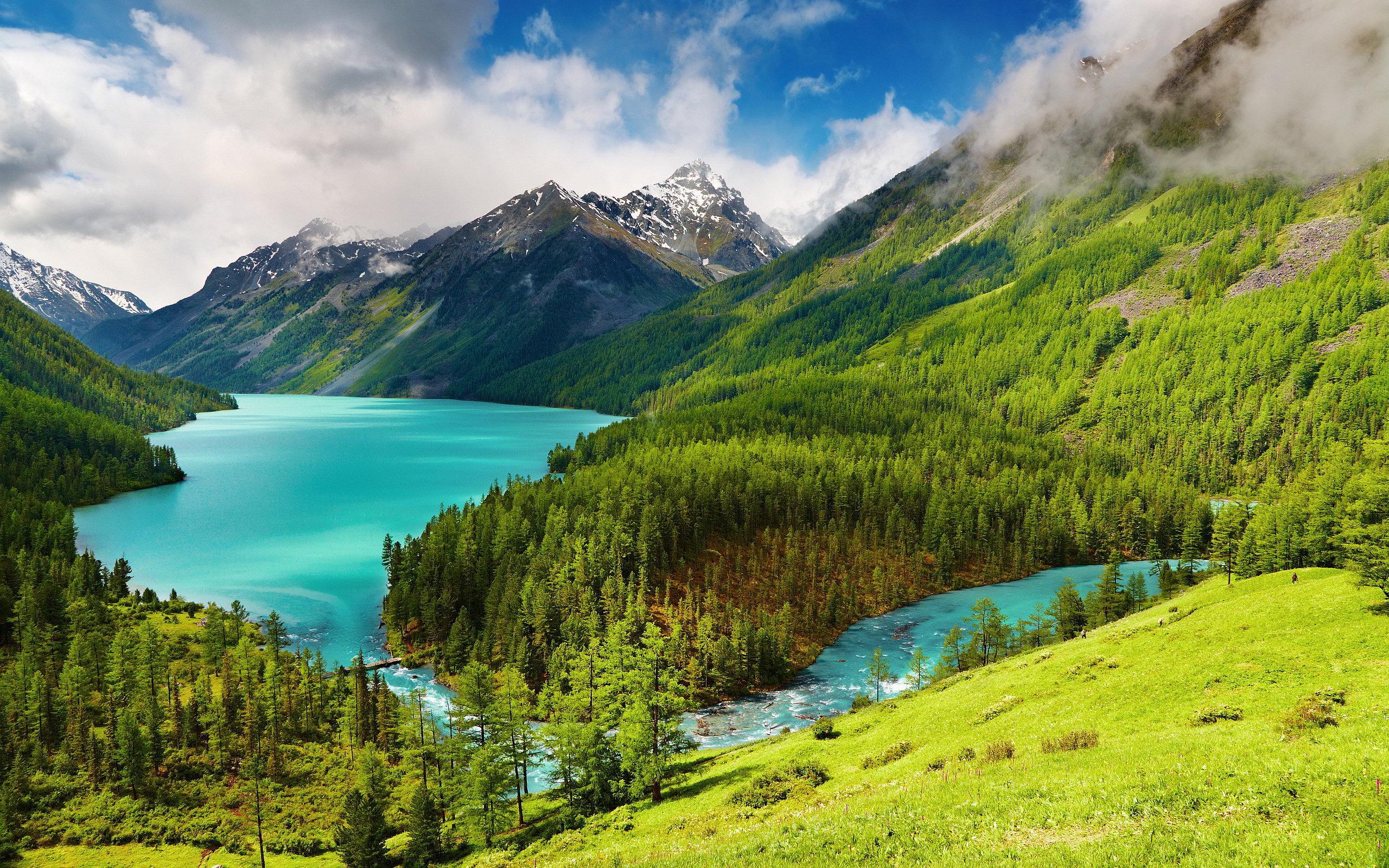 gorgeous mountains 40972