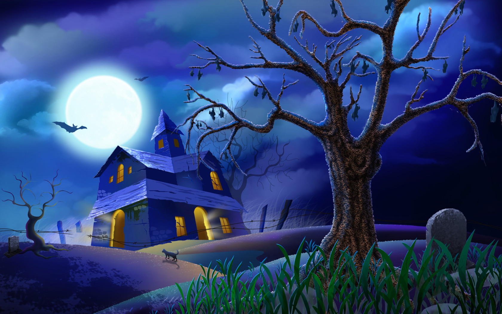 Good Wallpaper Halloween Screensaver - halloween-screensavers-21639-22179-hd-wallpapers  Snapshot_152118.jpg