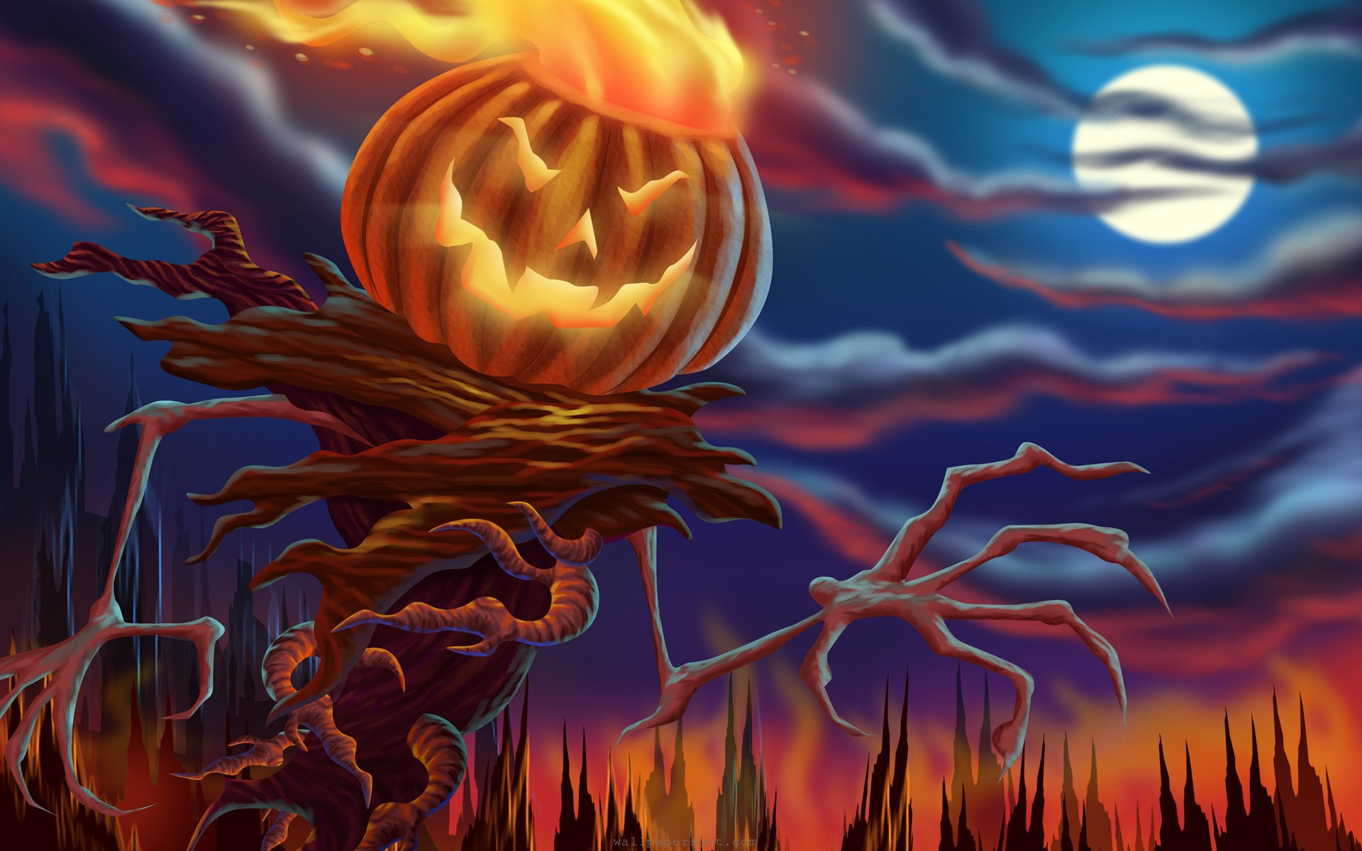 Most Inspiring Wallpaper Halloween Screensaver - halloween-screensavers-21642-22182-hd-wallpapers  Collection_501382.jpg