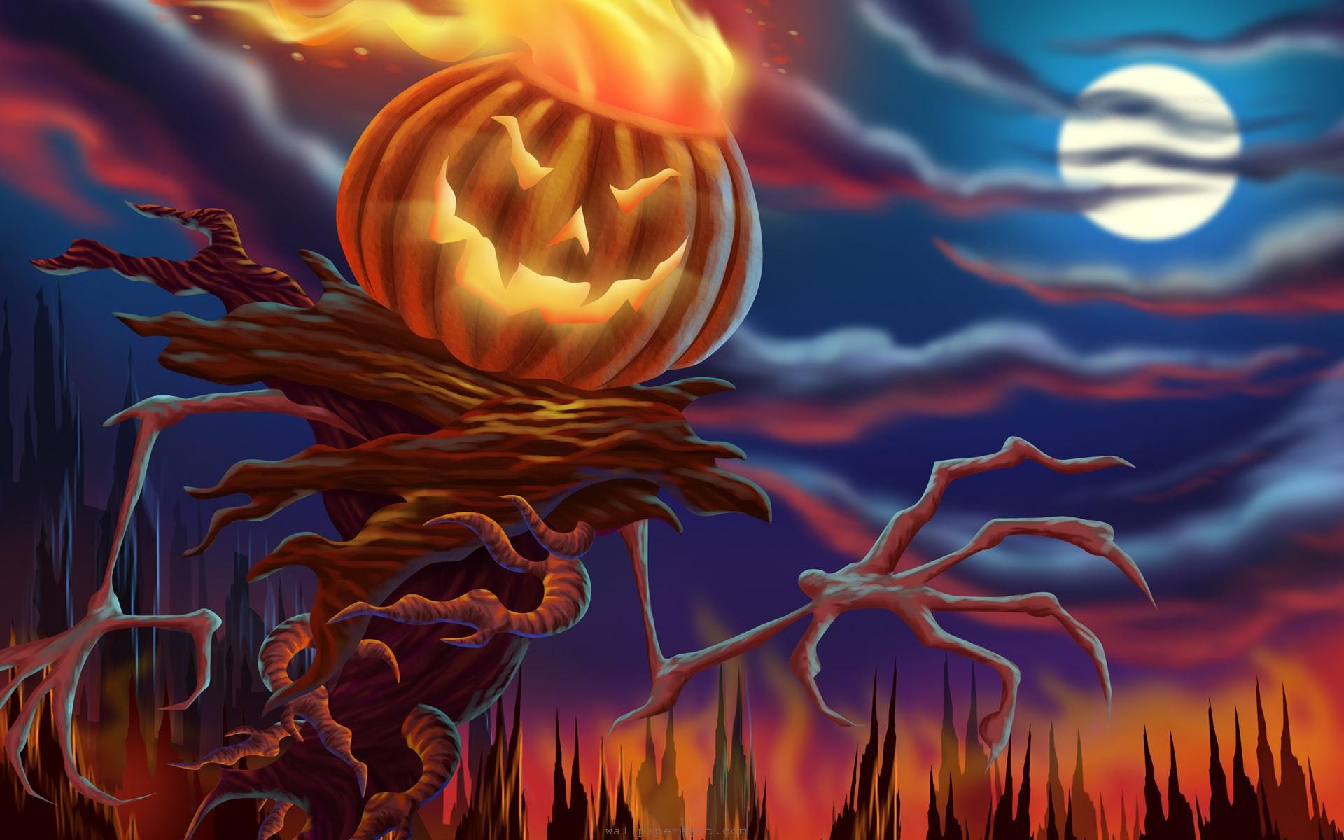 all screensavers halloween - photo #15