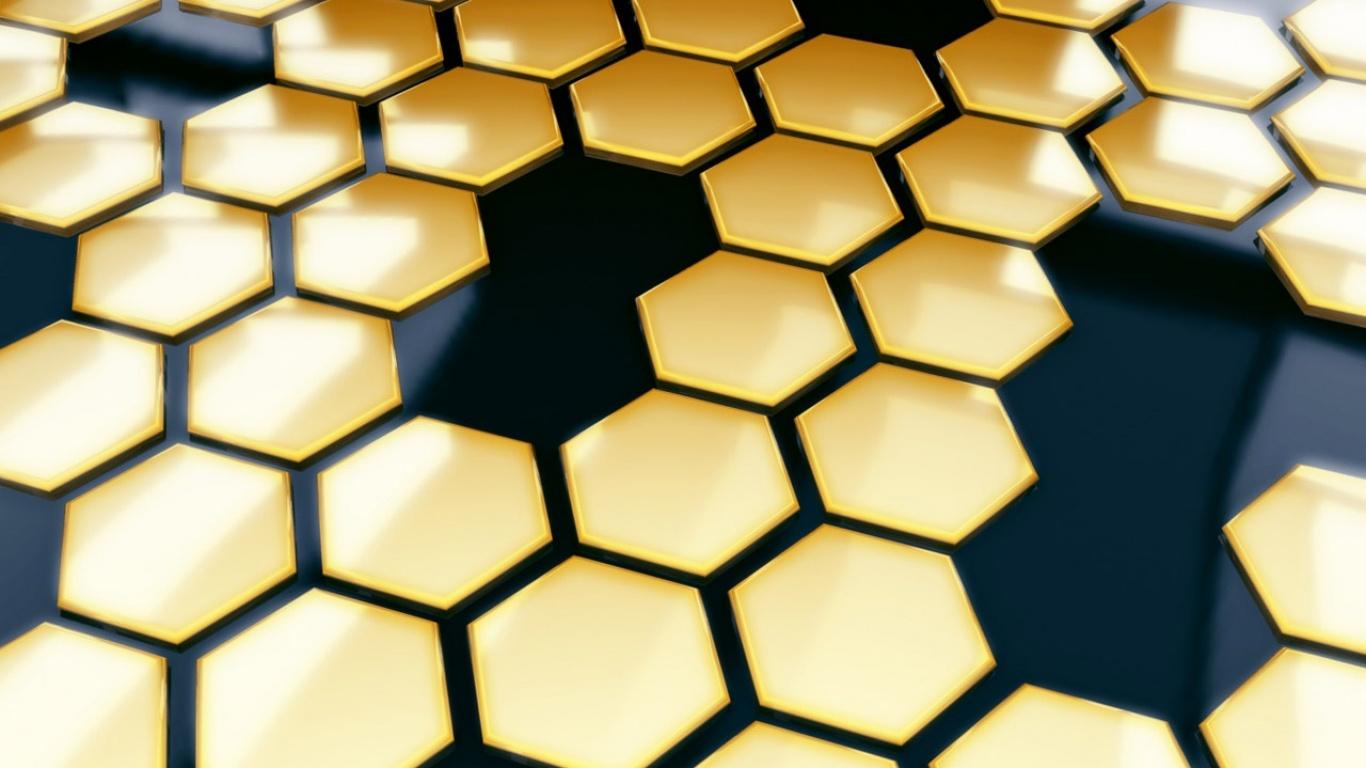 honeycomb wallpaper 25827