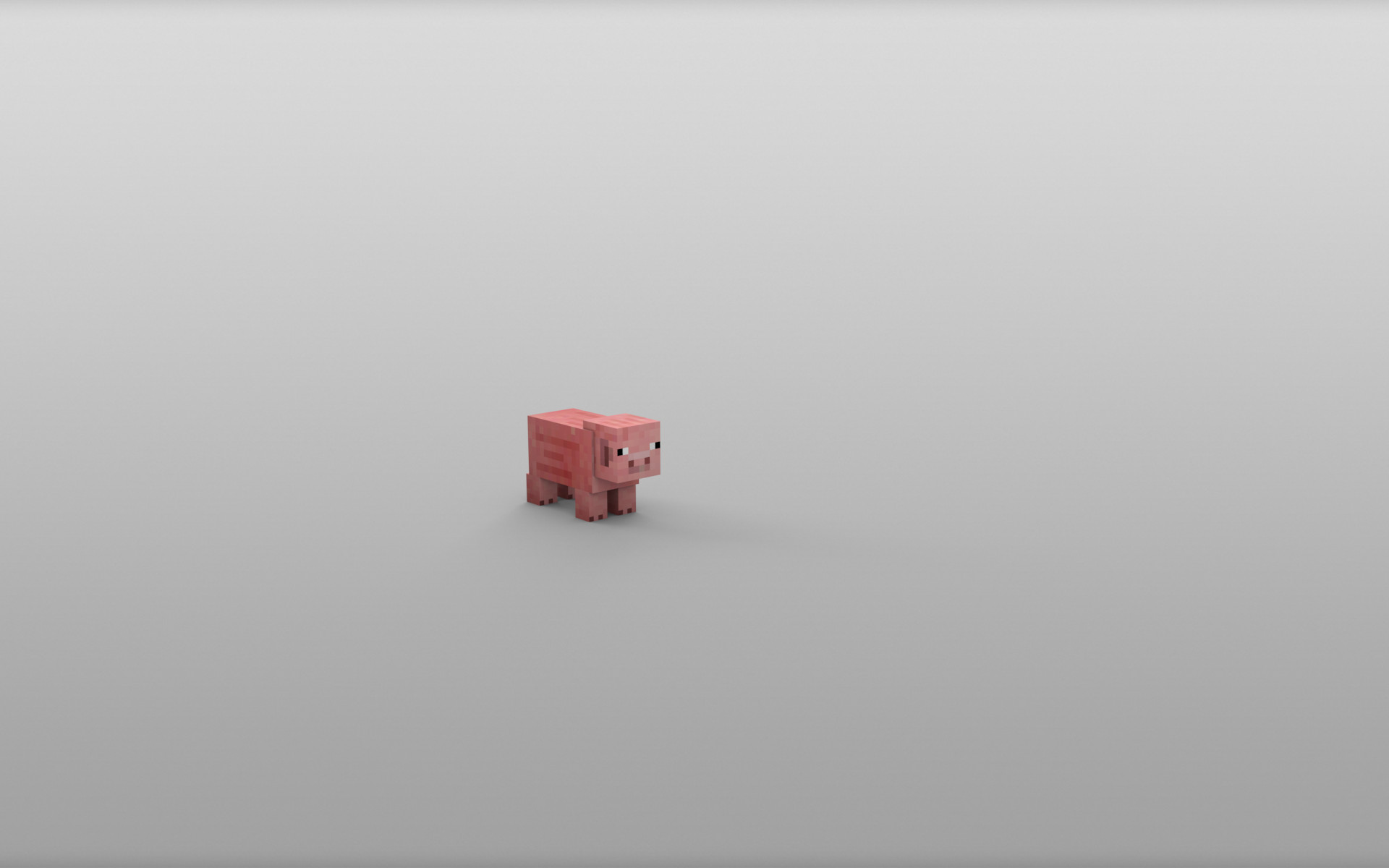 minecraft pig wallpapers download - photo #8