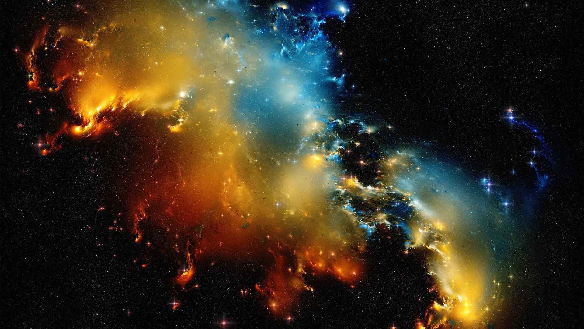 Nebula Wallpaper HD 8403