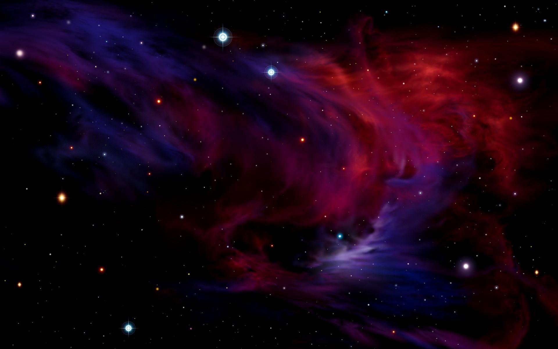 Nebula Wallpaper HD 8421