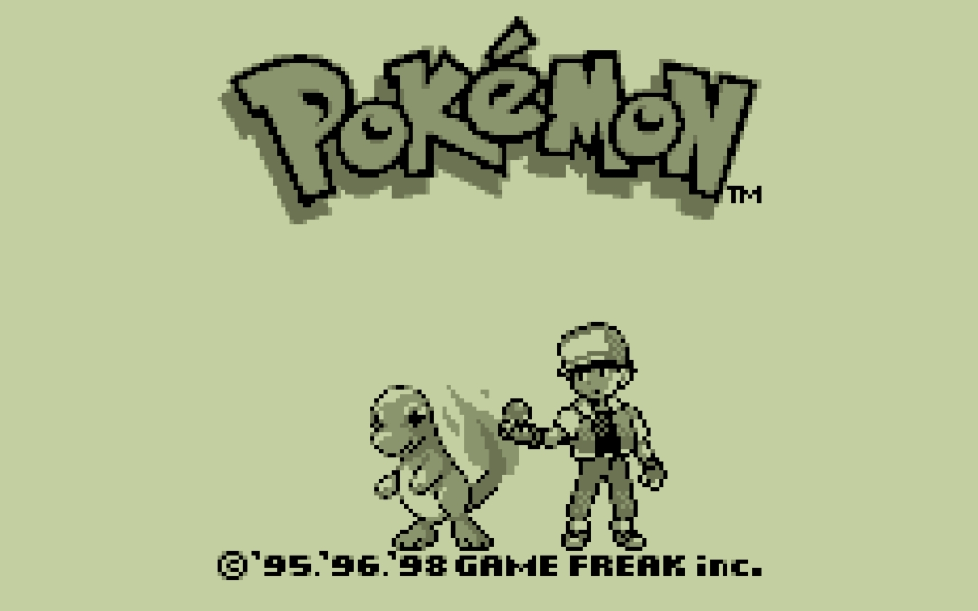 pokemon gameboy wallpaper - photo #10