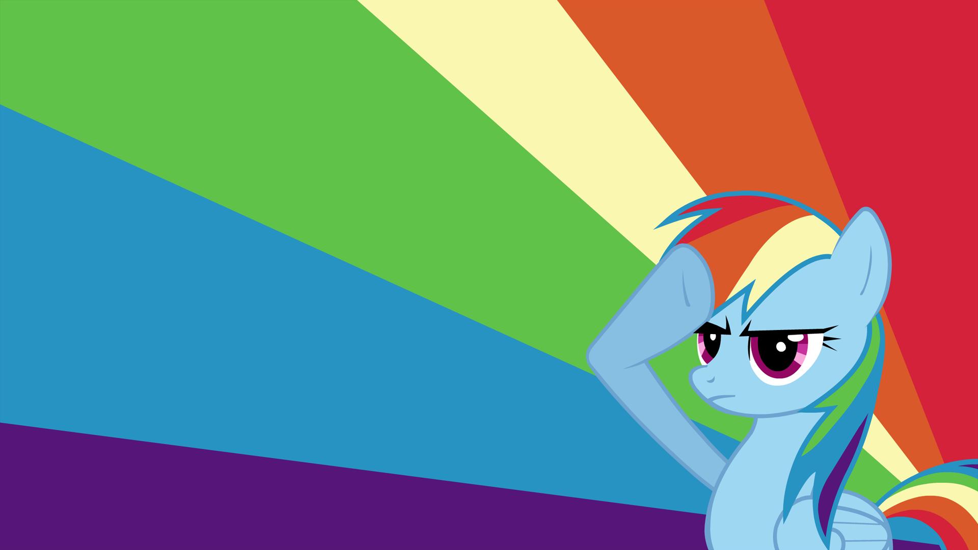 Rainbow Dash Wallpaper 16157 1920x1080 px HDWallSourcecom