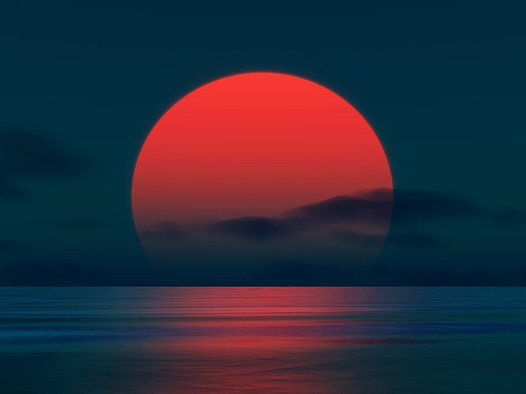 Red sun wallpaper 22629 1024x768 px hdwallsource red sun wallpaper 22629 altavistaventures Images