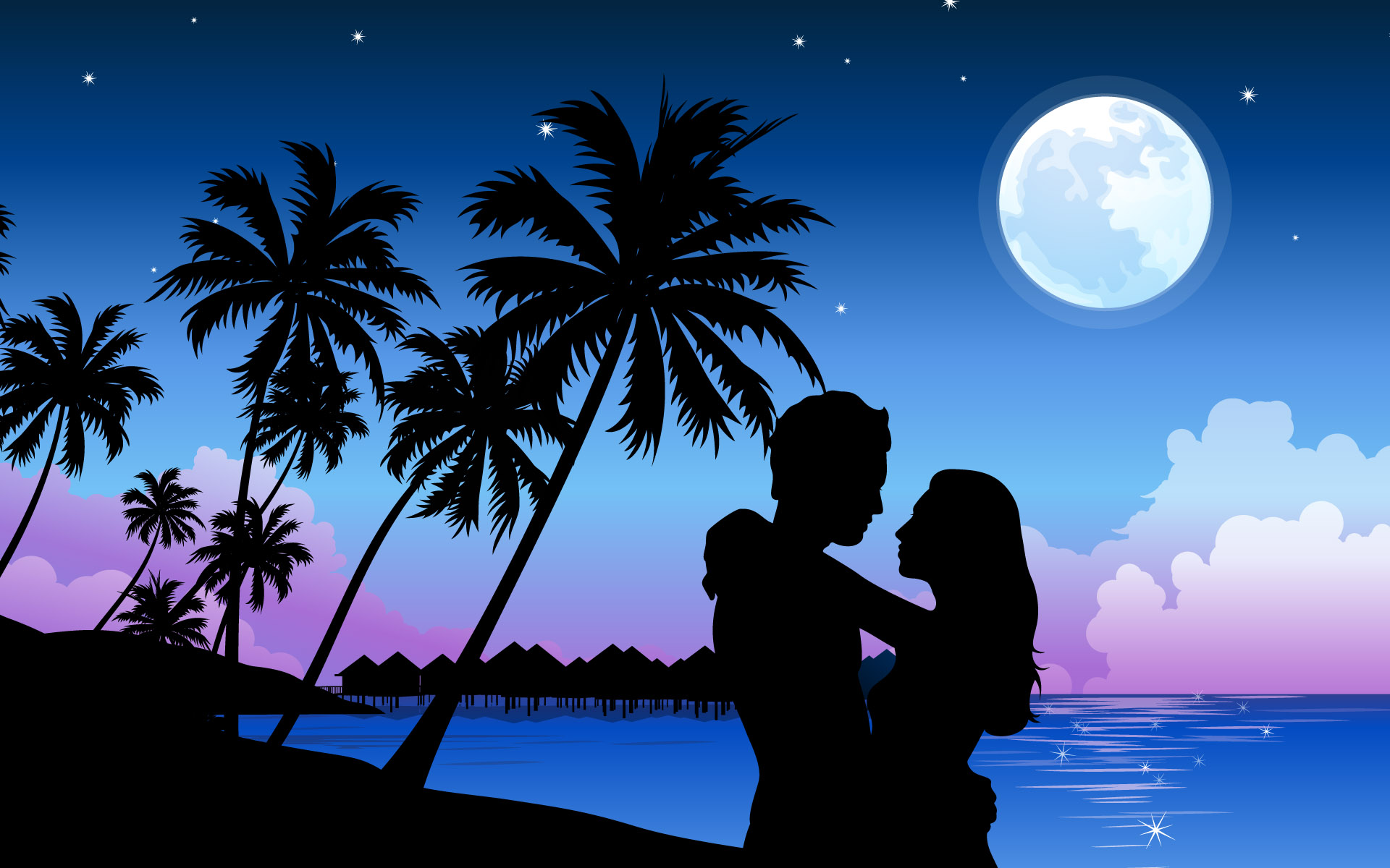 romantic wallpapers 7273