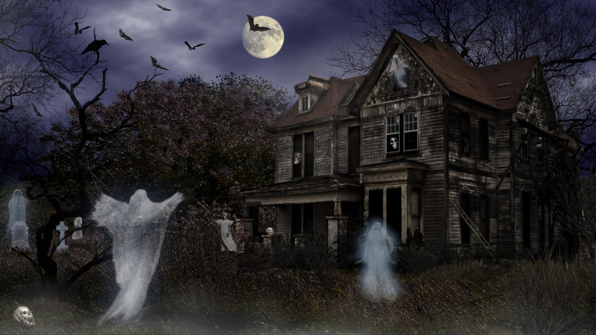 scary halloween screensavers 21641