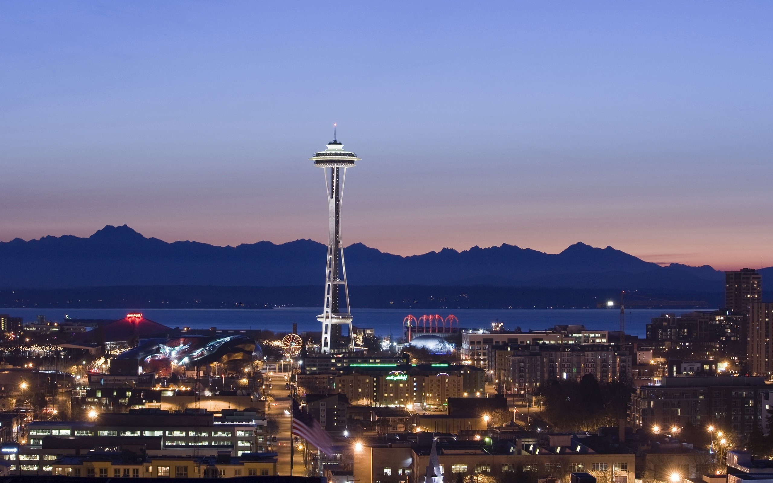 Seattle Wallpaper px HDWallSource