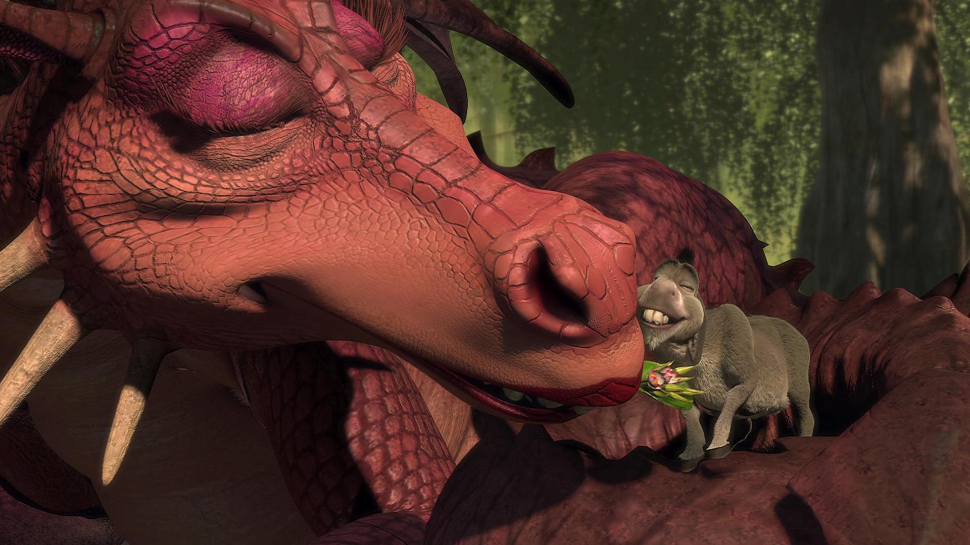 Shrek Donkey 33398 1920x1080px