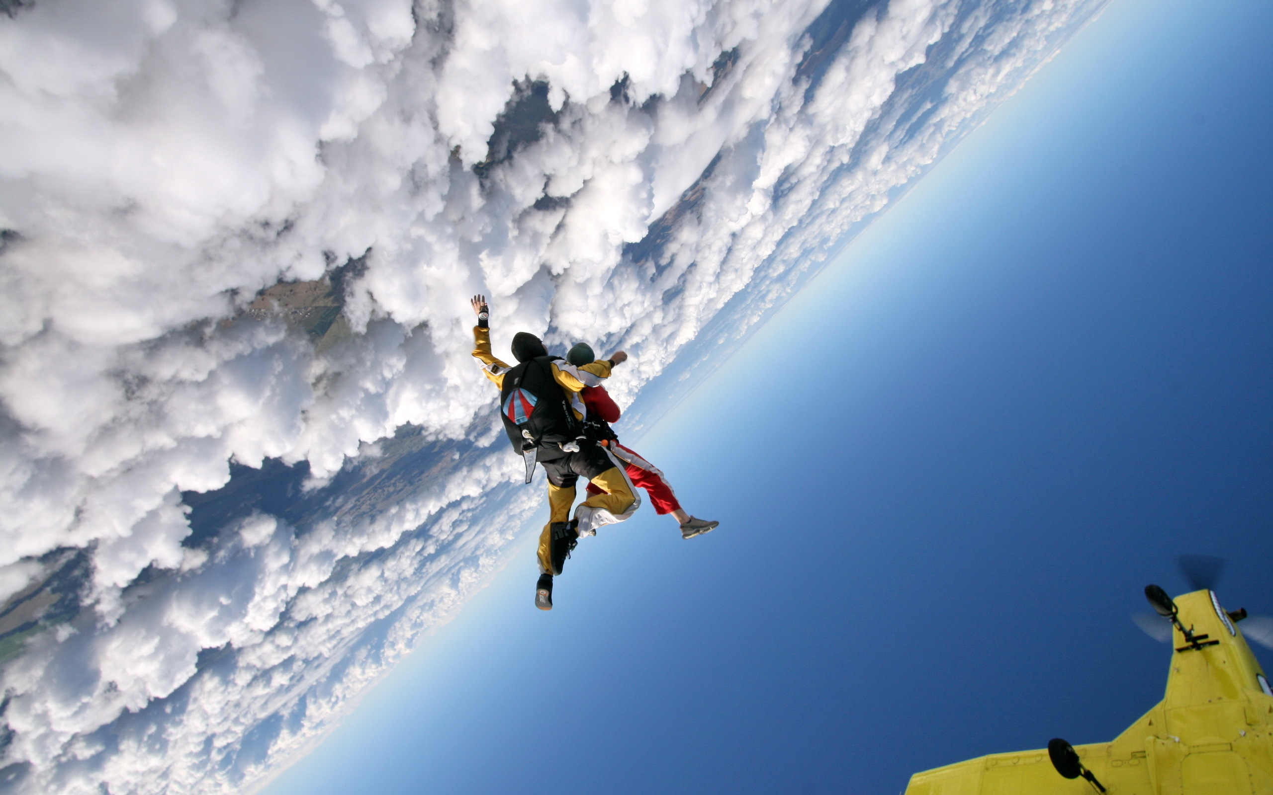 skydiving 34795