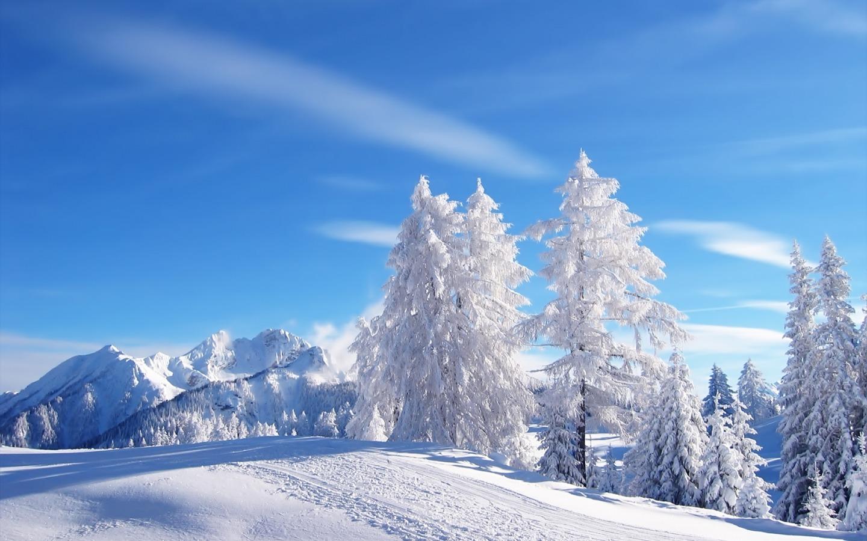 snowy mountain 27138
