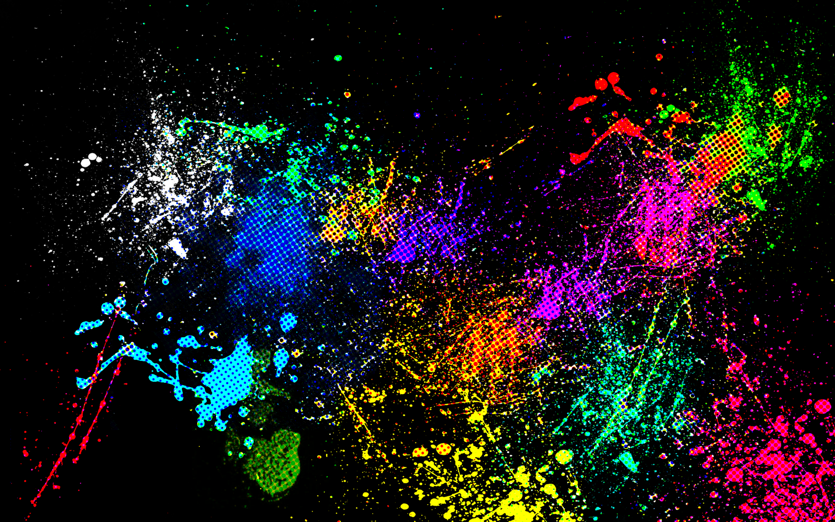 Color Splash Wall Art : splatter wallpaper 32887 33641 hd wallpapers from www.tehroony.com size 1680 x 1050 png 1376kB