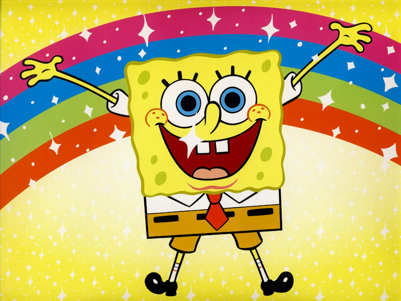 spongebob wallpaper 33804 1366x1024 px hdwallsource com