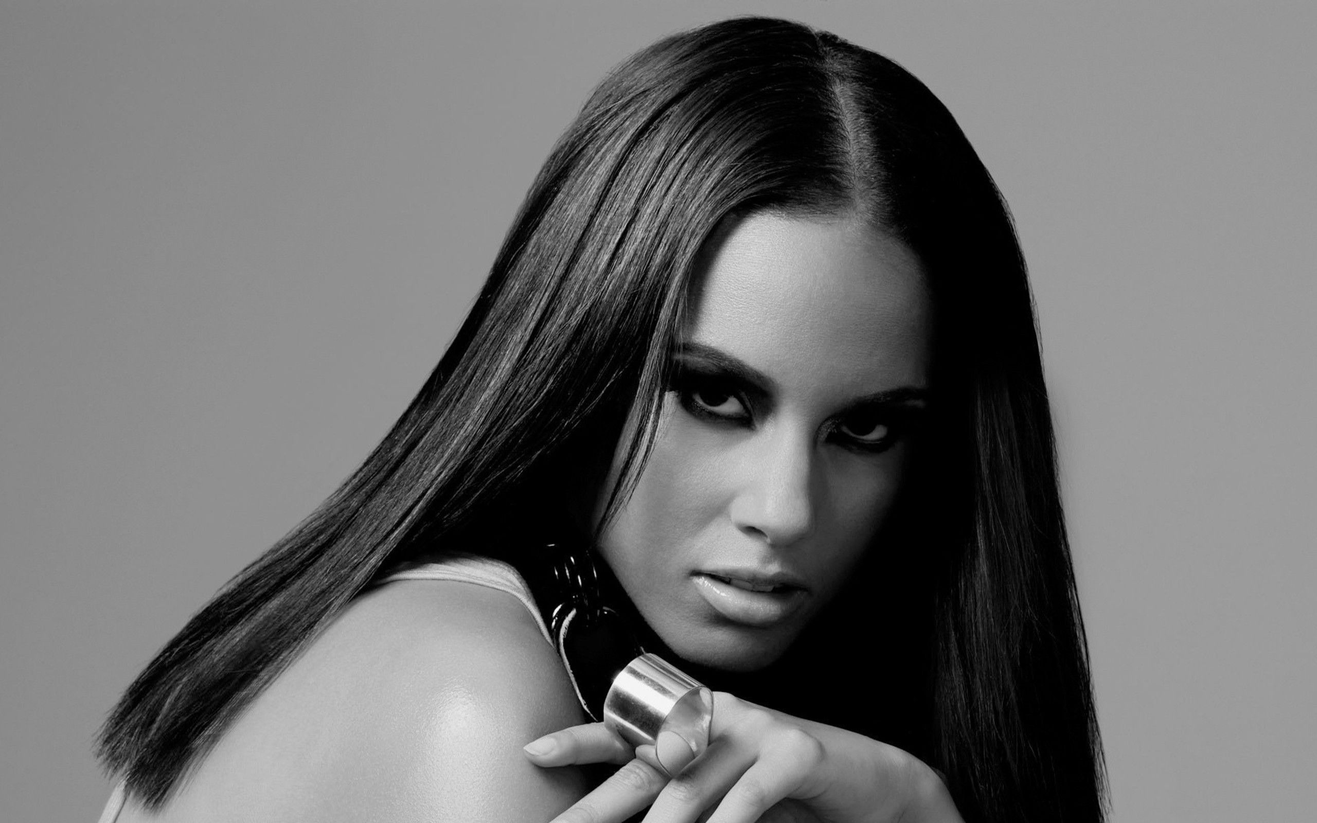 stunning alicia keys 17381