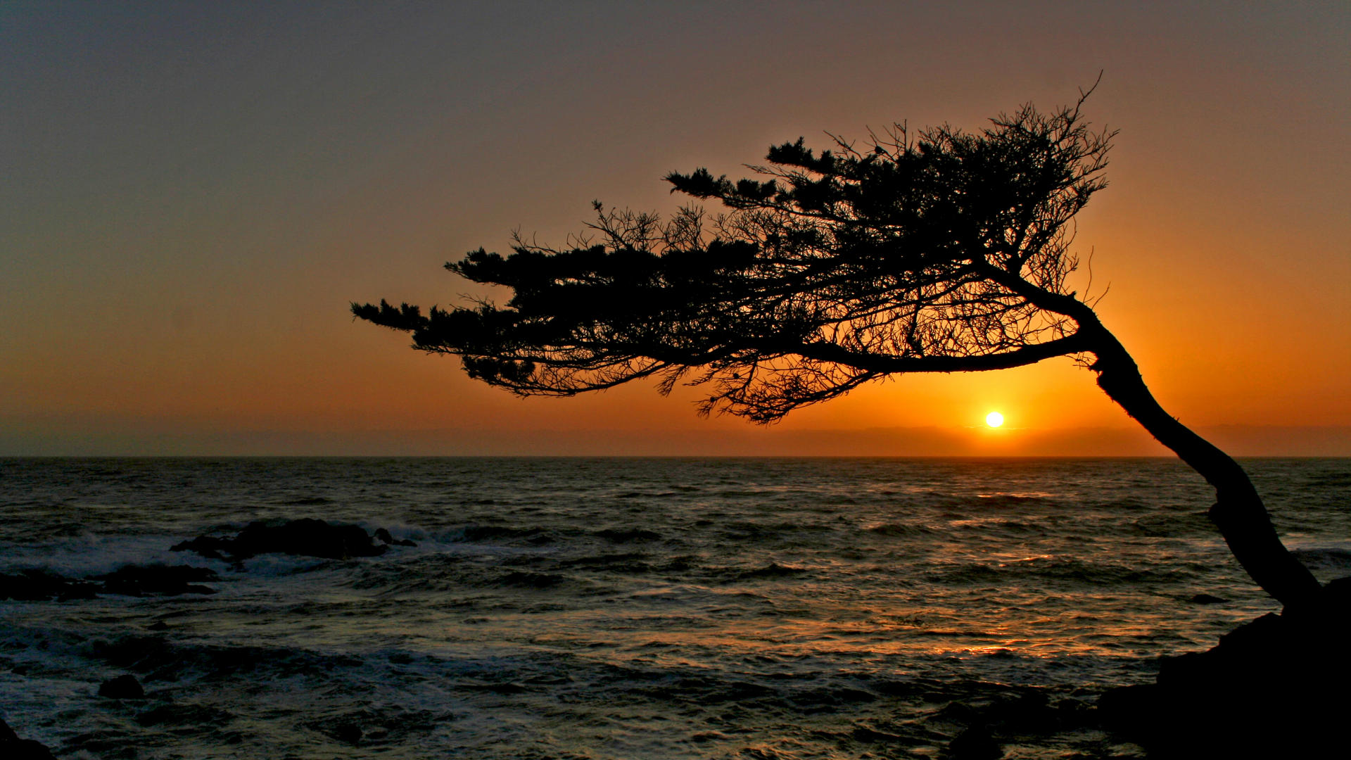 Download Stunning California Sunset 30154 1920x1080 Px