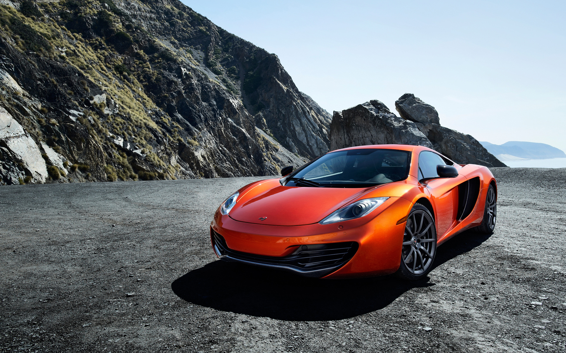 stunning mclaren wallpaper 28715