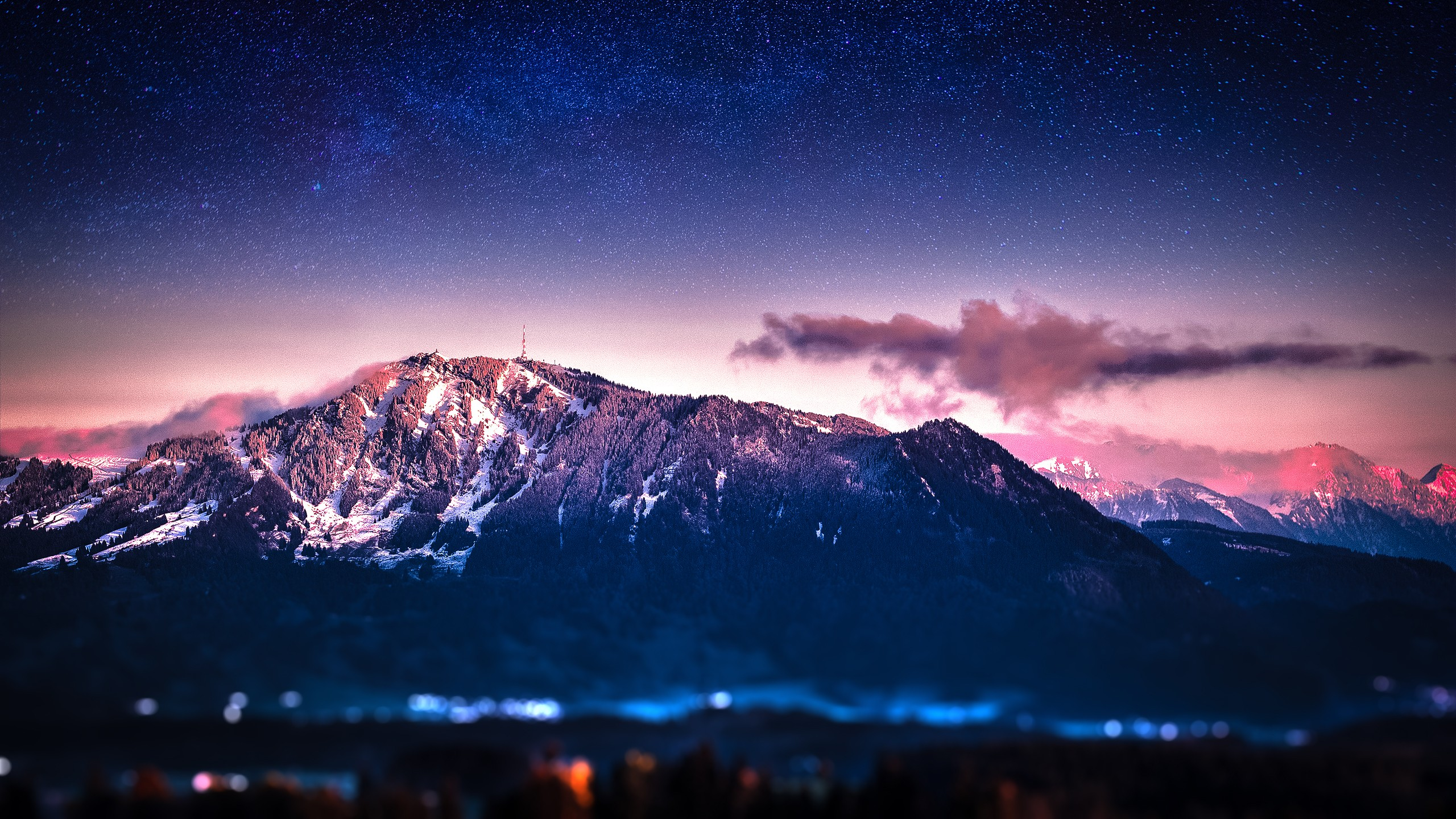 stunning mountainscape wallpaper 33213