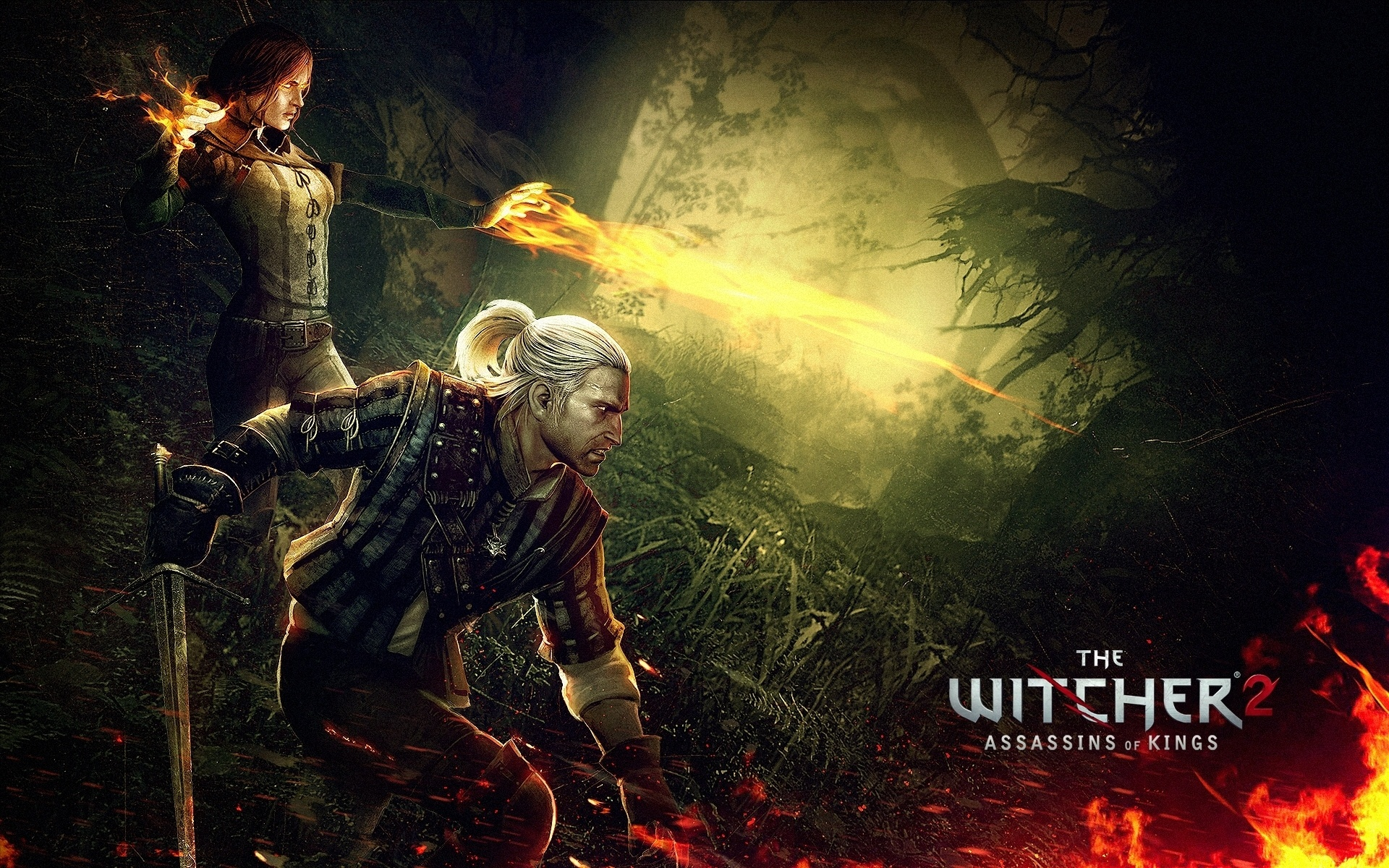 the witcher wallpaper 42022