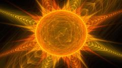 Abstract Sun Wallpaper 22625