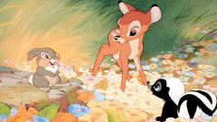Adorable Bambi Wallpaper 16822