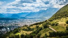 Alps Background 28878