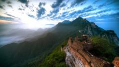 Amazing Mountain Peaks 33591