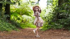 Anime Toy Doll Wallpaper 42318