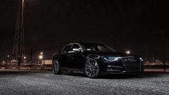 Awesome Black Audi s4 Wallpaper 43863