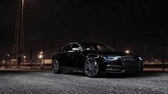 Awesome Black Audi s4 Wallpaper 43863