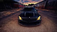 Awesome c63 AMG Wallpaper 32893