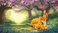 Bambi Wallpaper 16817