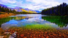 Banff Wallpaper 31374