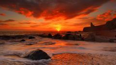 Beach Sunrise 28963