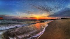 Beach Sunrise 28965