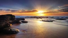 Beach Sunrise Pictures 28970
